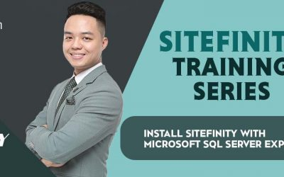 Install Sitefinity with Microsoft SQL Server Express